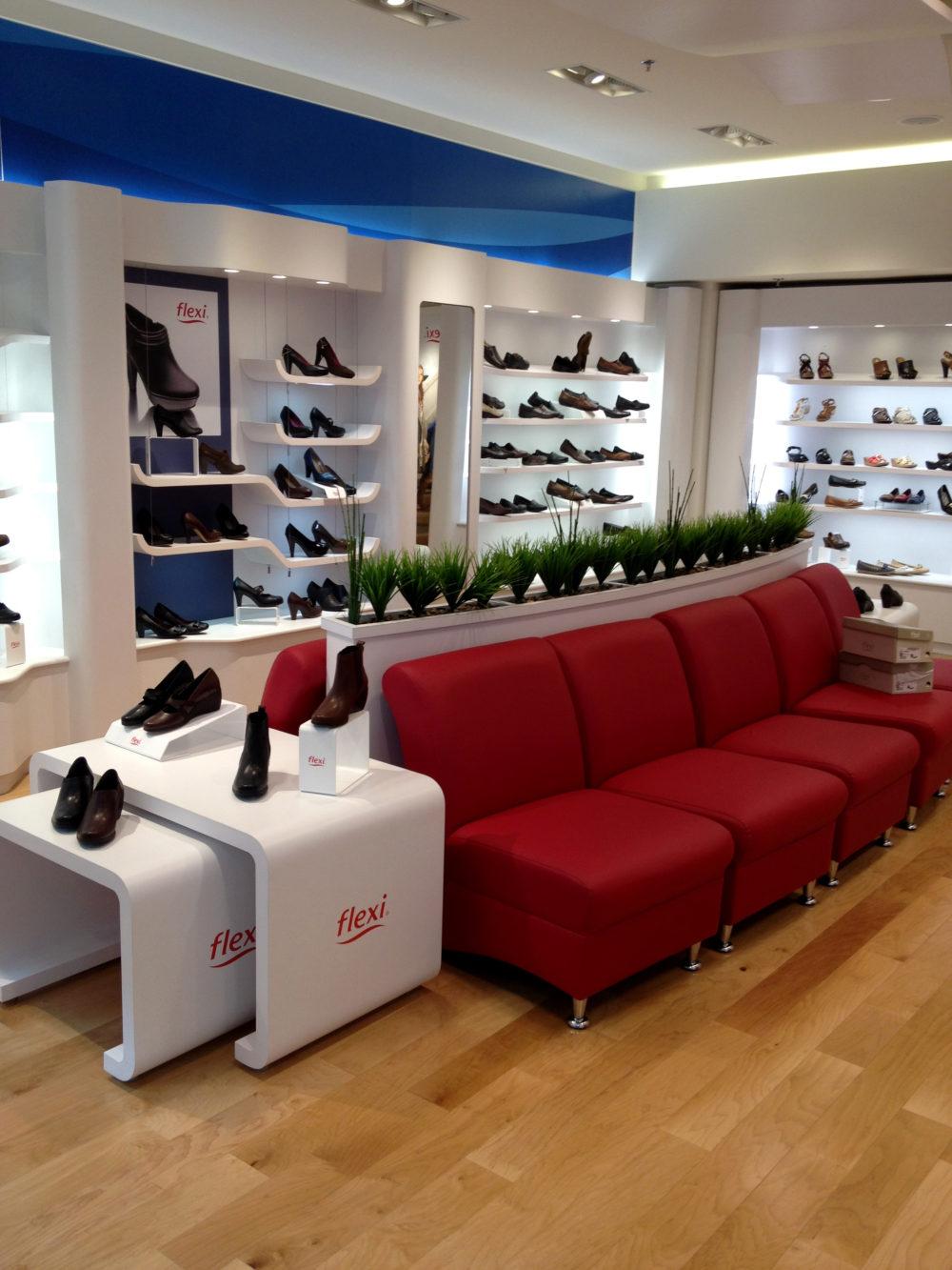 Flexi Footwear Retail Store