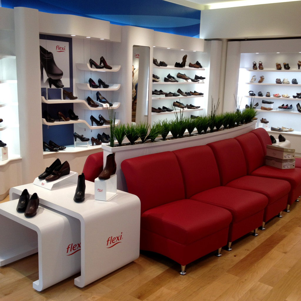 Flexi Footwear Retail Store