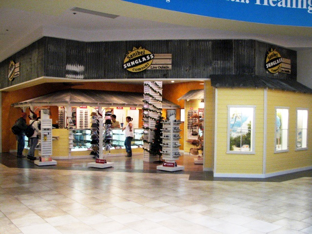 Sanibel Sunglass store in Pensacola