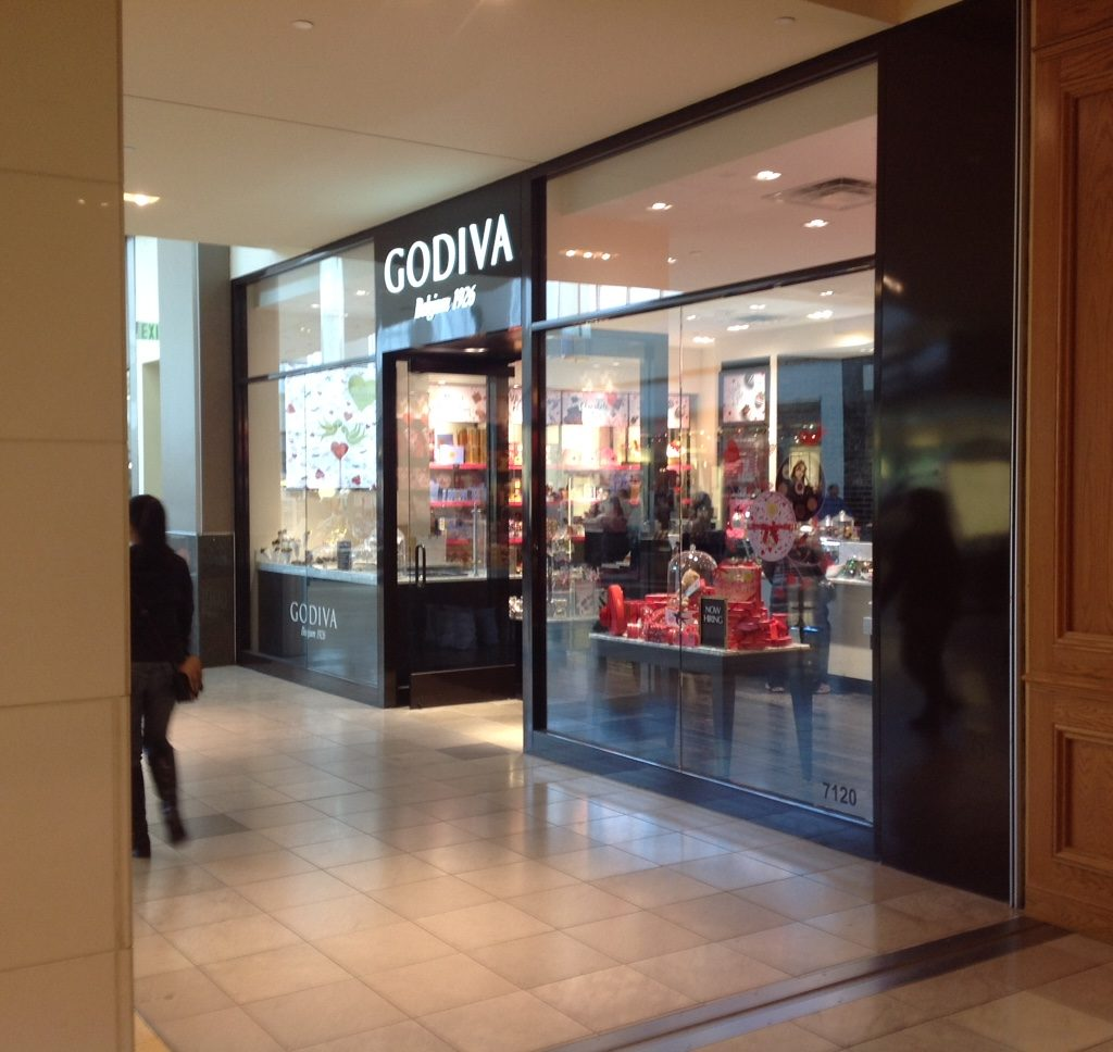 Godiva Houston Galleria