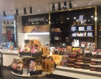 Godiva Shop Within a Shop