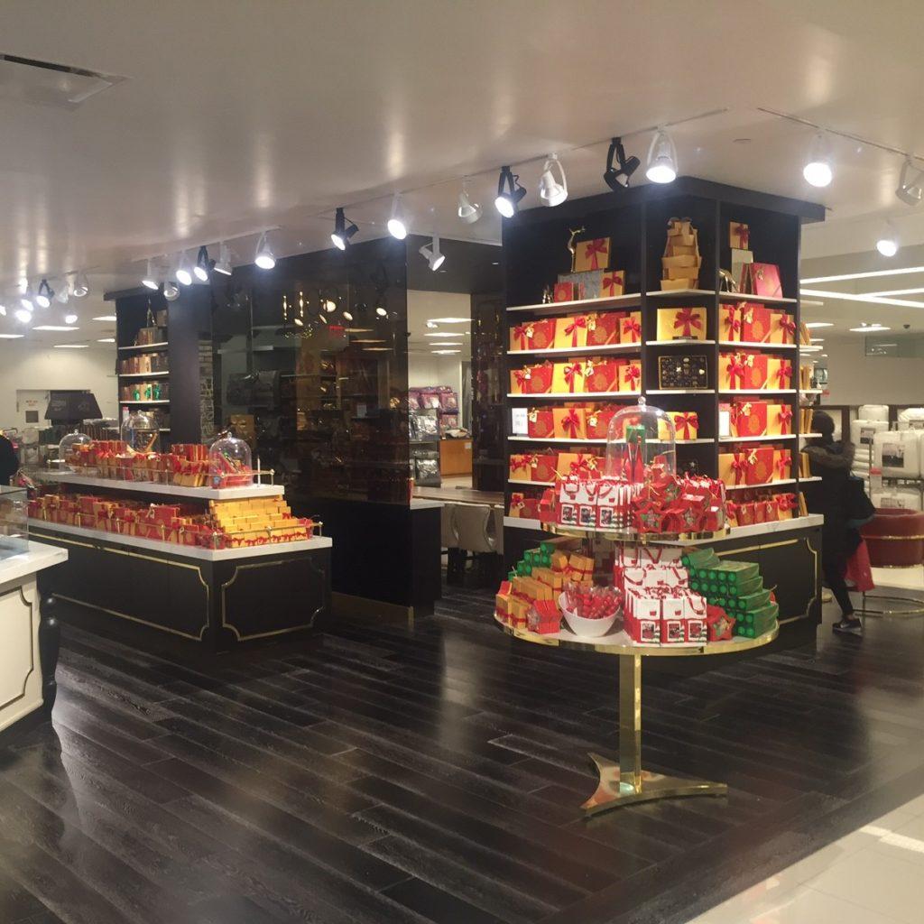 Godiva shop New York, NY