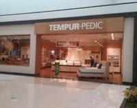 Tempur-Pedic Storefront
